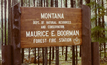 Maurice Boorman Sign