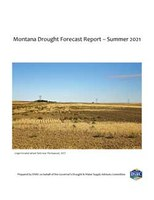 Drought Report Cover