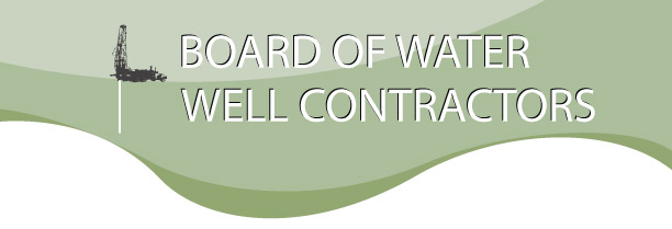 Board of Water Well Contractors