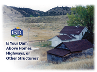 Is Your Dam Above Homes
