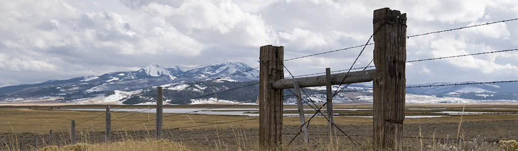 custer county fence