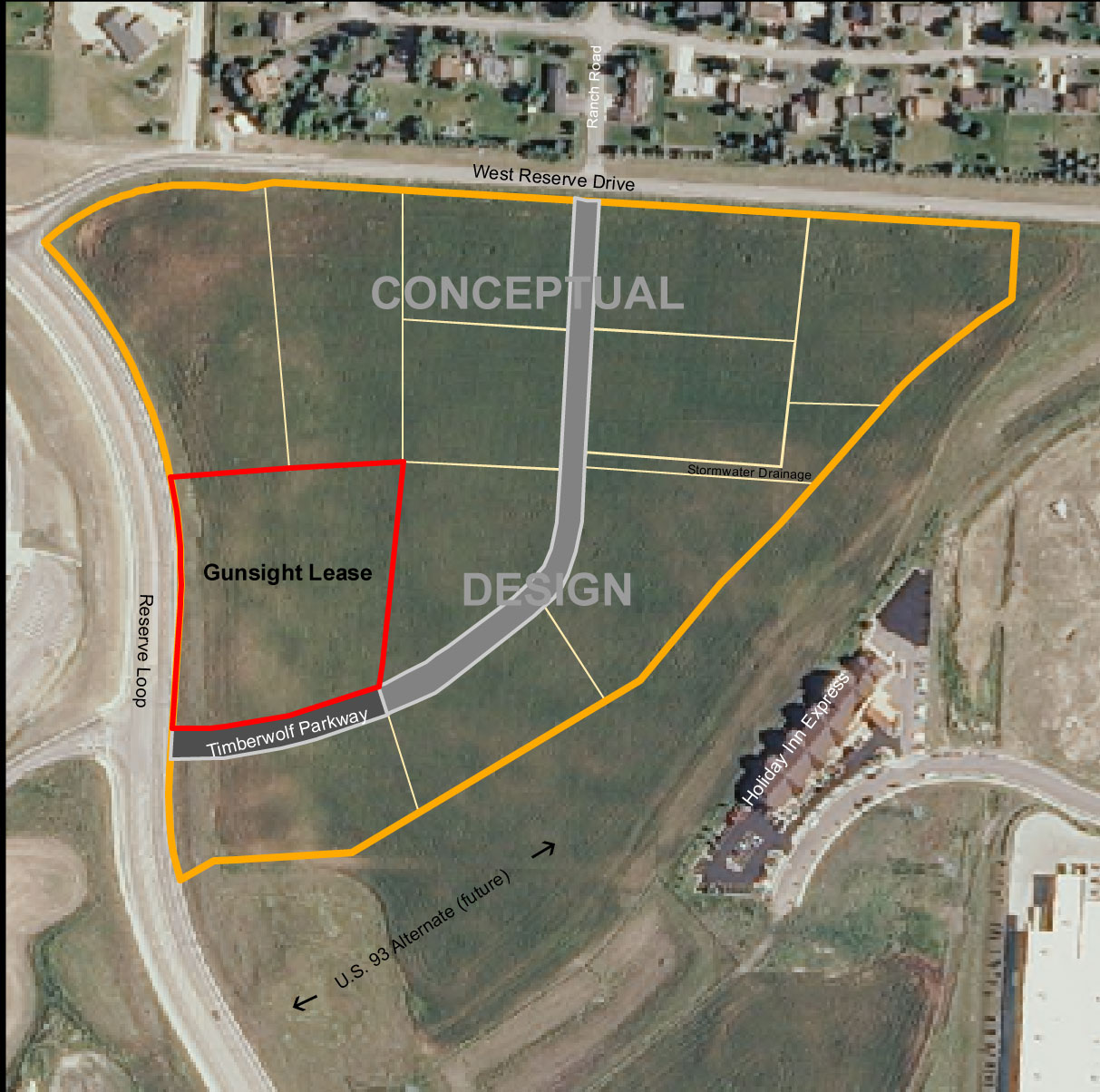 Missoula - Commercial Land For Lease