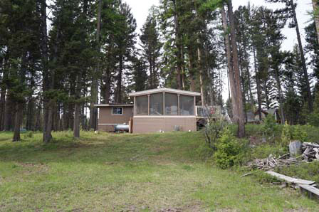 Cabin Site Sale 814 Seeley Lake Outlet West