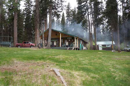 Cabin Site Sale 819 Seeley Lake Outlet West