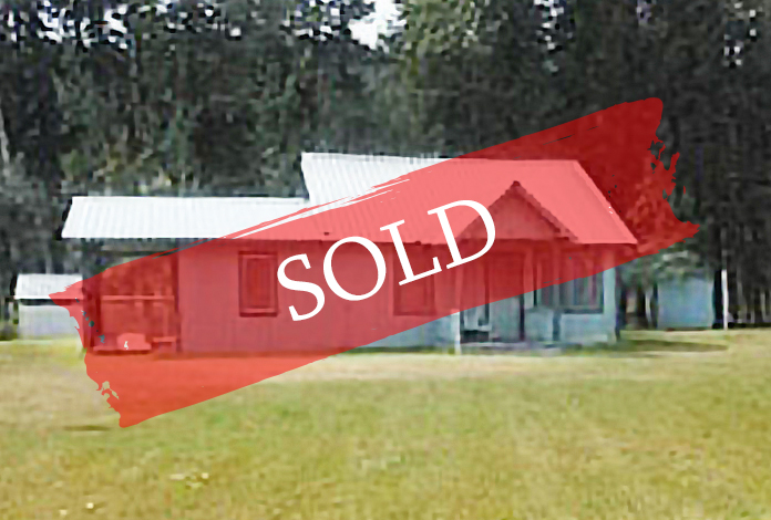 SOLD Sale 766
